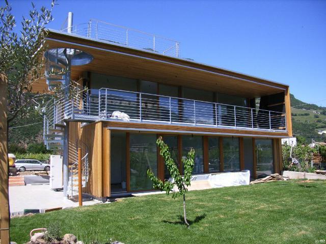 M rapisarda l 39 energia solare il solare passivo - Casa passiva torino ...